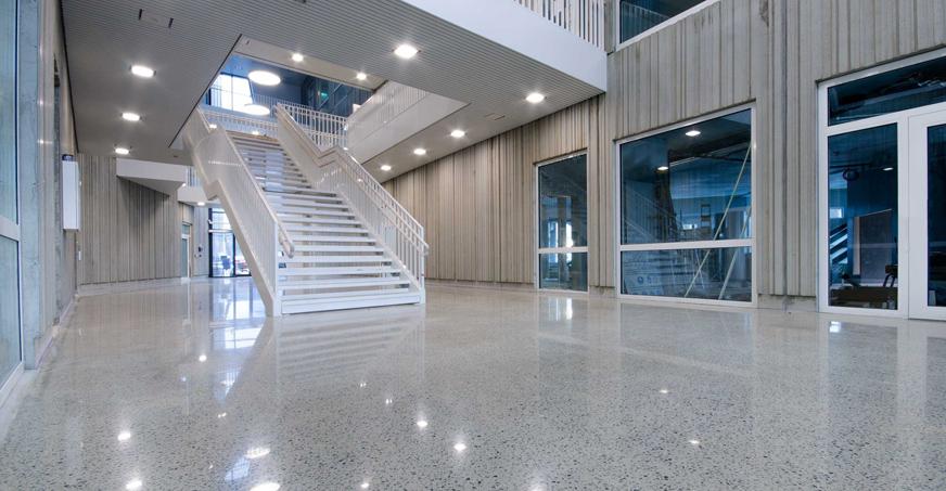 Polished Concrete Terrazzo